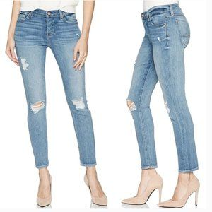 7 For All Mankind Josefina Boyfriend Jeans 27/27